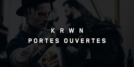 KRWN  Portes Ouvertes tickets