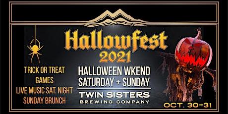 Hallowfest tickets