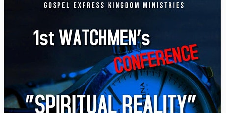 Watchmen's Conference tickets