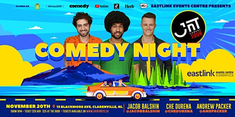 Comedy Night | JNT Comedy Tour @ Eastlink Events Centre Clarenville tickets
