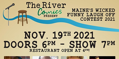 Maine's Wicked Funny Laugh Off Comedy Contest tickets