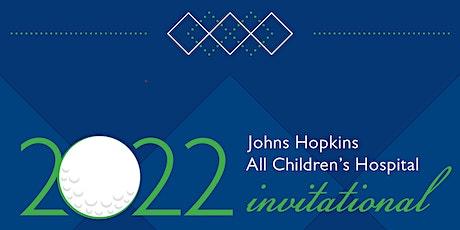 2022 Johns Hopkins All Children's Hospital Golf Invitational tickets