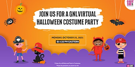 Virtual Halloween Costume Party for KIDS- LIVE INTERACTIVE! Tickets