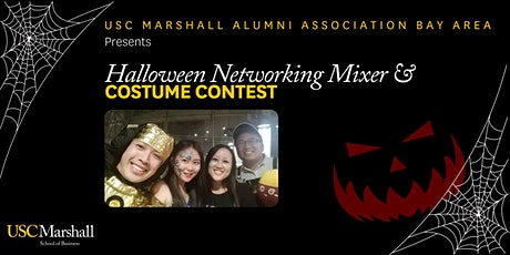 Halloween Costume Contest and Networking Tickets