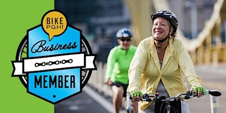 2021 BikePGH Business Member Awards Night tickets
