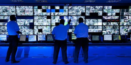 CCTV System Operator & Control Room Management  Course tickets