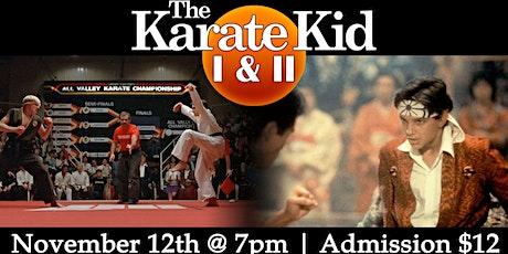Karate Kid I & II (Double Feature) tickets