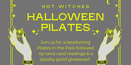 Hot Witches Pilates in the Park tickets