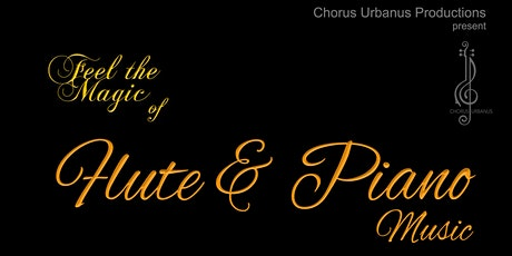 Feel the Magic of Flute & Piano Music tickets