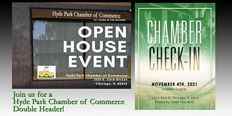 HPCC Open House and November Chamber Check-In tickets