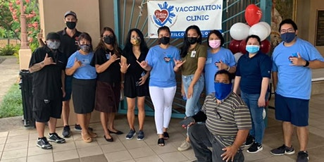 COVID -19 VACCINATIONS IN PARTNERSHIP WITH FILCOM CARES tickets