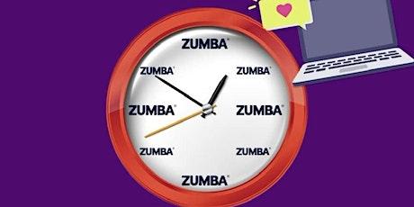 Zumba online tickets