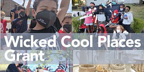 New Bedford's Wicked Cool Places grant program - Info session tickets