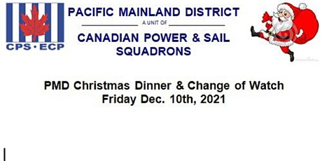 Pacific Mainland District Christmas Party tickets