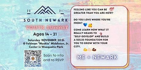South Newark Youth Summit tickets