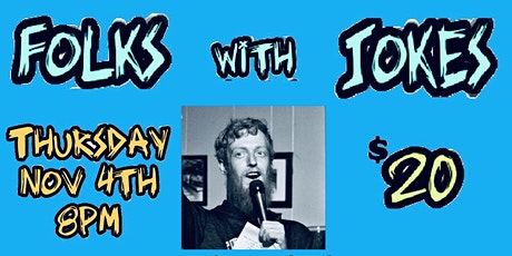 FOLKS with JOKES tickets