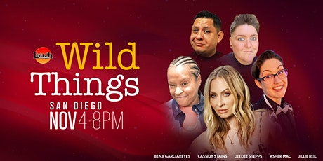 Laugh Factory Presents: Wild Things of comedy tickets