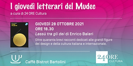Caffè letterario al Mudec a cura di 24 Ore Cultura biglietti