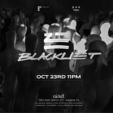 ZHU | BLACKLIZT Performing Live at rácket Wynwood tickets