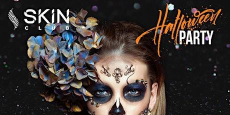 SKIN CLUB-HALLOWEEN PARTY DOMENICA 31 OTTOBRE biglietti