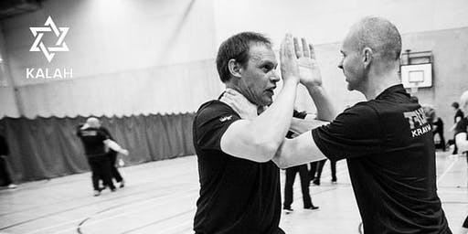Warwick Kalah Israeli Self Defence Taster Session
