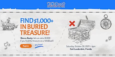 Treasure Hunt Hosted by YoYoBoat tickets