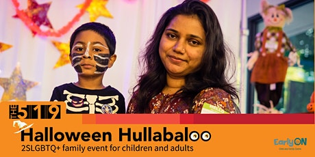 Halloween Hullabaloo - For Children and Adults tickets