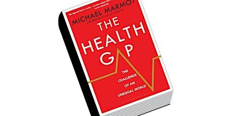 LSBU OT Society Social: OT Week Mini Book Club - The Health Gap tickets