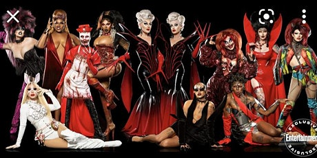 DRAGULA / SCARY MOVIE SURPRISE DOUBLE FEATURE tickets