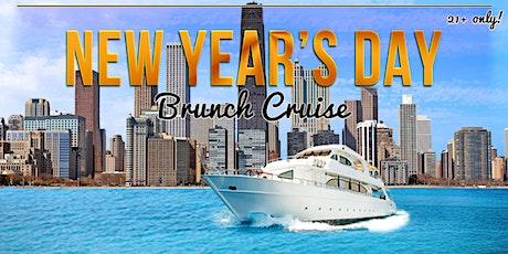 New Year's Day Brunch Cruise on Lake Michigan aboard Anita Dee II tickets