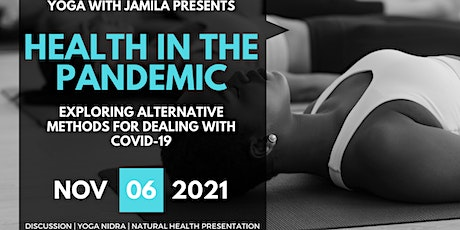 Health in the Pandemic tickets