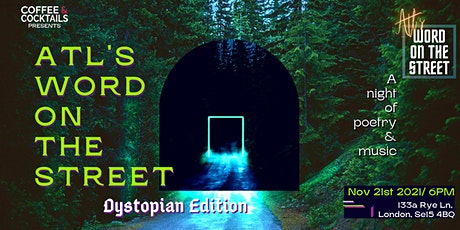 ATL's Word on the Street - A night of poetry & music tickets