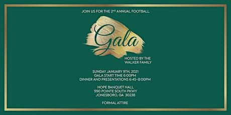 2nd Annual Football Gala tickets