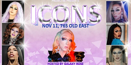 ICONS tickets