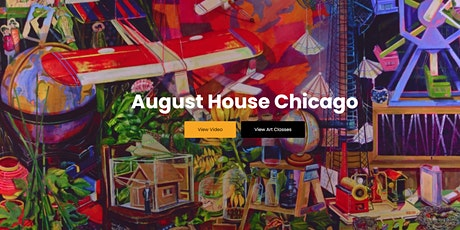 HomeStories Cafe at August House Gallery tickets