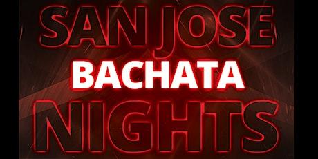 San Jose Bachata Nights - Bachata Dance Class & Dance Event tickets