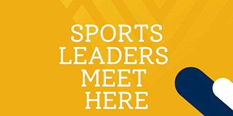 Future Sports Leaders: Career Combine & Networking Event tickets