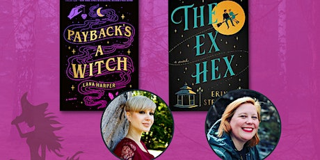 Witchy Romance Panel with Lana Harper & Erin Sterling tickets