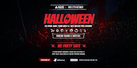 Horizon: Halloween Night tickets