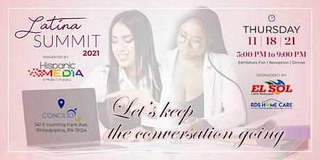 Latina Summit 2021 tickets