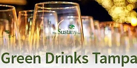 October Green Drinks Tampa Bay tickets