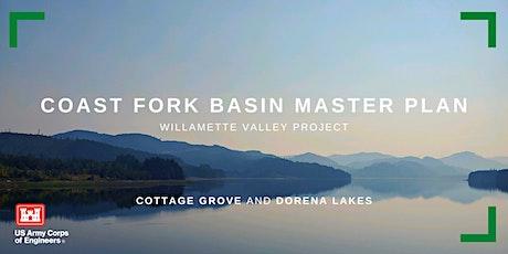 Interactive Virtual Public Meeting - Coast Fork Master Plan tickets