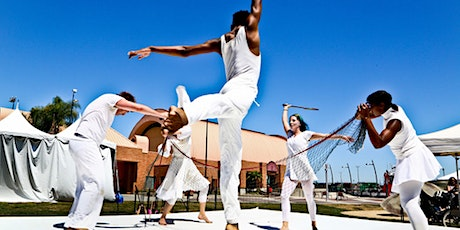 Los Angeles Choreographers & Dancers is performing at the Fiesta La Ballona tickets