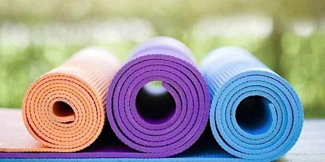 Virtual Community Wellness &  Yoga tickets
