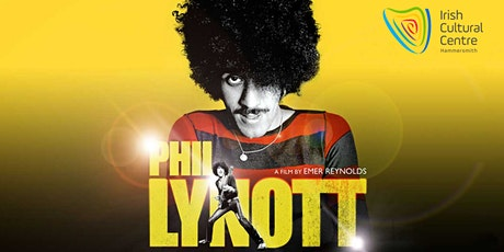 Film Screening of 'Phil Lynott: Songs For While I'm Away' tickets