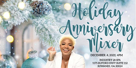 One Year Anniversary Holiday Mixer tickets