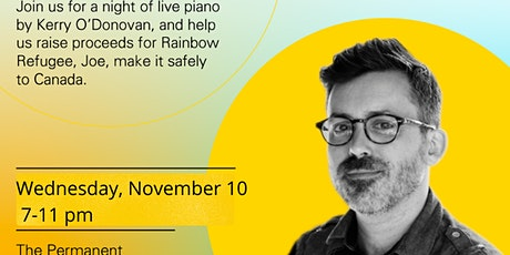 Hope For Joe Piano Night - A Rainbow Refugee Fundraiser tickets
