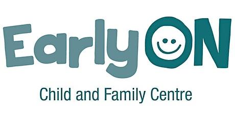 Language Development in Children(Nov.11th ) tickets