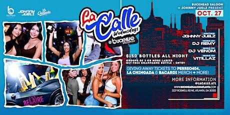 La Calle Wednesdays Urban + Latin International Party tickets