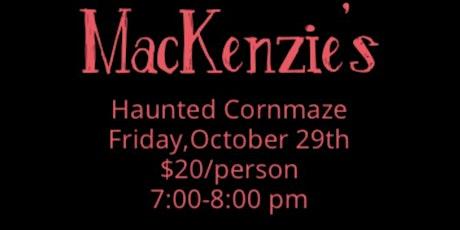 Mr. Cornmaze haunted night! tickets
